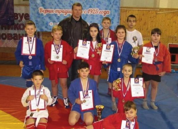 Межрегиональный турнир в Лебедяни