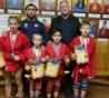 XXV Всероссийский турнир по самбо «Освобождение-2021» в Можайске